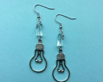 Light Bulb Earrings