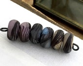Entwined Branches Disk Bead Set
