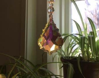 50 m.m. A.B. Crystal Sun Catcher/ 20% off with coupon code ZTMEL29334