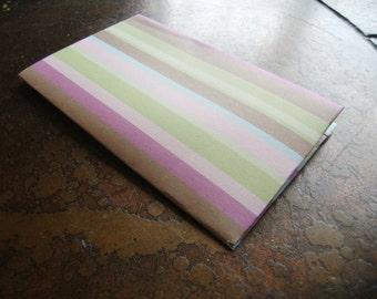 Be Striped Traveler's Journal 2 Pocket Folder-Field Notes