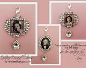 Custom Bouquet Charm for Lindsey