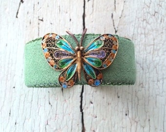 Butterfly Adjustable Cuff