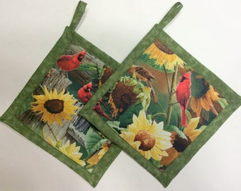 Sunflower Trivet Etsy