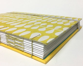 Journal | Sketchbook | Notebook for Writing, Mixed Media or Art Journaling