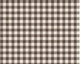 High Adventure fabric, Plaid Fabric, Brown Plaid, Adventure Party, Lumberjack Chic, Farmhouse decor, Adventure Plaid Brown, Choose the cut