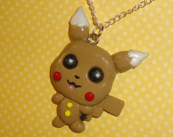 Pokemon - Pikachu Cookie Charm Necklace - Limited Edition