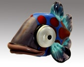 Aardvark's BOYD The Spotted Shovelnose Fish Bead