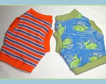 Pet Clothing Boys Tank Shirts To Order you Choose Fabric