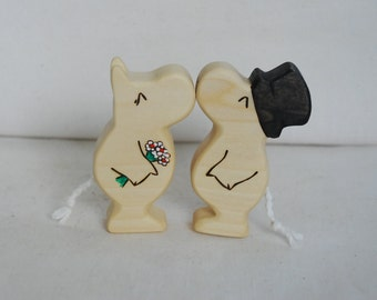 Kissing Wedding Moomins