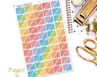Corner Pay Day Stickers/Finance  Stickers/ Functional Stickers/  Erin Condren/ Plum Paper/ Happy Planners/ Recollections  #061