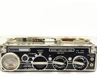 NAGRA III RECORDER - 1960's The original Analog Sync Sound Recorder for Motion Pictures