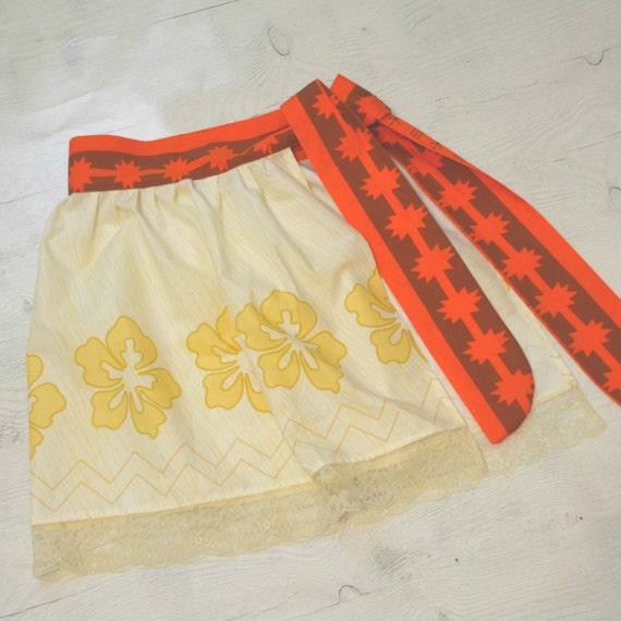 Moana Kids Dressup Outfit Apron