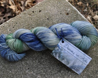 Twixt Sock Yarn - Horned Serpent Colorway - Inspired by Harry Potter