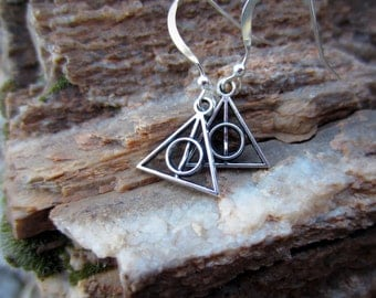 Hallows earrings