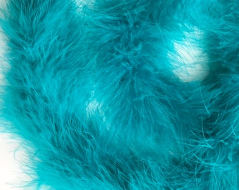MARABOU Feather Boa /  Emerald   / BOA -