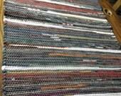 Handwoven Rag Rugs (Logan T/C/39)-089s