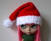 Blythe Hat - Santa Claus Hat
