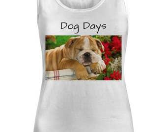 Dog Days Tank - Pug