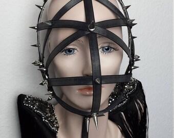 """Mask """"Black Cage"""""""