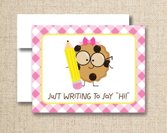Note cards / stationery - Set of 10 or 15