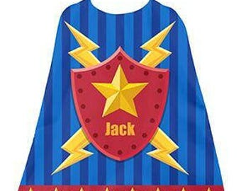 Personalized Stephen Joseph Superhero Cape