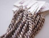 Ash & Oak. Limited Edition Silk hand dyed by The ThreadGatherer. Embroidery Floss. Silk Cross Stitch Floss. Silk Thread.