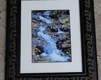 Small Waterfall Photograph