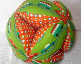 Transportation Easy-Catch Baby/Toddler Clutch Ball
