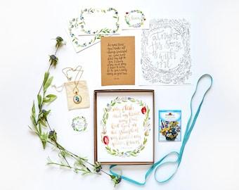 Bloom full box (HOPE theme)