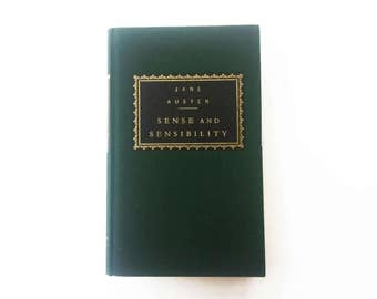Sense and Sensibility by Jane Austen. 1992 Edition Hardcover.