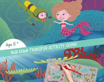 Ocean Adventure - Transfer Activity