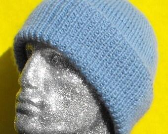 50% OFF SALE madmonkeyknits - Chunky Beanie Hat pdf download knitting pattern - Instant Digital File pdf download knitting pattern