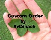 Custom for ccolonna3
