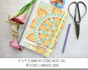2017 Personalized Planner