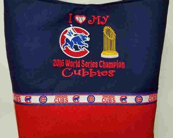 Chicago Cubs World Series Championship #3