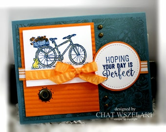 Stampin' Up Perfect Day Card