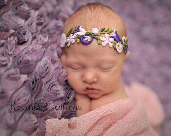 Newborn Headband photography prop