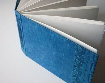 Indigo Blue Linen & Lace Album