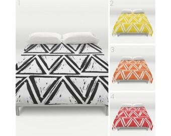 black and white duvet cover twin xl bedding yellow duvet cover orange duvet