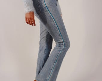 Vintage  Paris Blues Flair Jeans