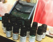 Oak Moss Essential Oil Blend. Cedars, Woods, Mosses. 5 ML