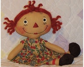 for Jackie doll pattern