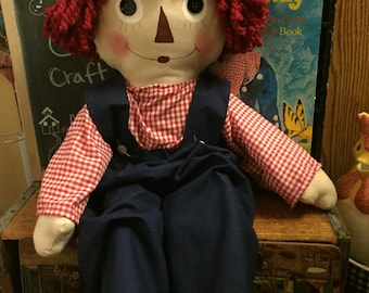 Raggedy Andy | 26 inch