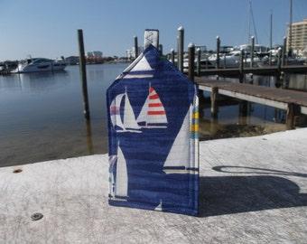 Sail Boats Luggage Tags