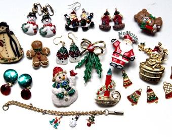 Christmas Craft Lot