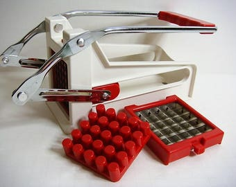 French Fry Slicer The Perfect French Fry Slicer The French Friar