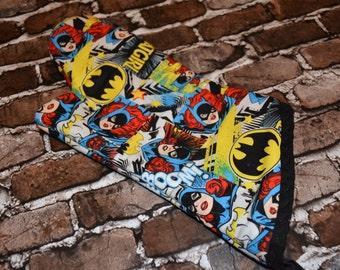 Batgirl Oven Mitt/ Home Decor/ Housewarming Gift/ Kitchen Decor/ Hostess Gift/ Wedding Gift/ Gift for her/ DC/ Mother's Day/ Wedding gift