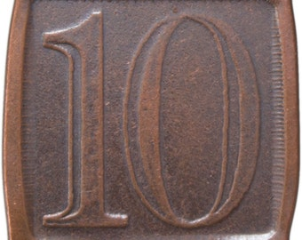 Gaming Upgrade coin 10 denomination