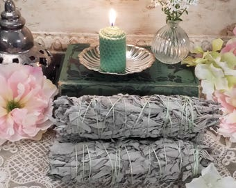 Sacred White Sage smudge Stick - Smudging wands