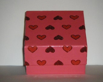 SALE = 85% OFF: Box Of Misc. Seasonal/Holiday Items Of Hand-Made Jewelry By T.L.C.